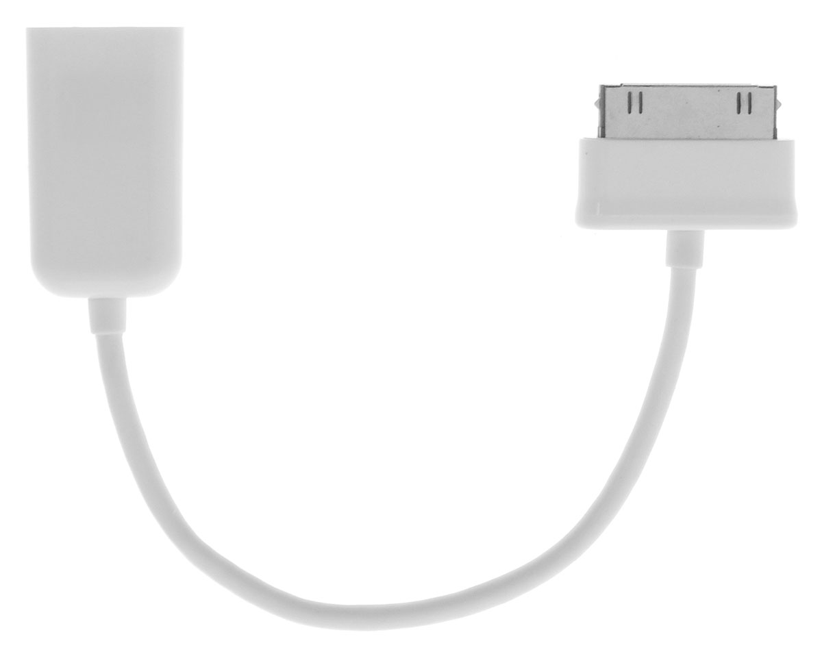 Greenconnect Premium GC-GTC02-W, White адаптер-переходник USB 0.1 м