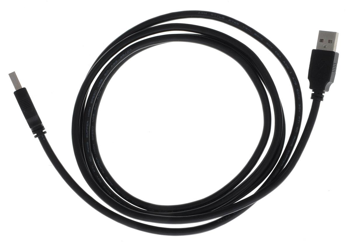 Greenconnect GCR-UM2M-BD2S кабель USB (1.8 м)GCR-UM2M-BD2S-1.8mКабель Greenconnect GCR-UM2M-BD2S позволит увеличить расстояние до подключаемого устройства. Может быть использован с различными USB девайсами. Экранирование кабеля позволит защитить сигнал при передаче от влияния внешних полей, способных создать помехи.Пропускная способность интерфейса: USB 2.0 до 480 Мбит/сТип оболочки: PVC (ПВХ)