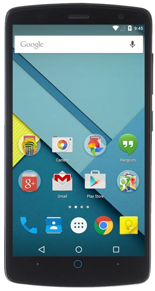 ZTE Blade L5, GreyZTE BLADE L5 (3G) GREYZTE Blade L5 имеет большой 5-дюймовый дисплей, оснащенный современной высокотехнологичной матрицей. Благодаря этому он хорошо подходит для просмотра видео, а также обеспечивает превосходную детализацию любого изображения.Смартфон создан на базе двухъядерного процессора. Высокое быстродействие также достигается за счет применения оперативной памяти объемом 1 ГБ. Девайс поставляется с предустановленной ОС Android 5,1, которая считается одной из наиболее удобных для мобильной техники. Телефон имеет все необходимые средства доступа к беспроводным сетям – кроме встроенных модулей Wi-Fi и Bluetooth в нем имеется передатчик 3G, способный работать на скорости до 10 Мбит/с. Кроме того, девайс поддерживает и связь с навигационной системой GPS. Фронтальная камера на 2 Мпикс позволит делать качественные селфи и совершать видеозвонки. Основная камера с разрешением 5 Мпикс рассчитана на работу в любых условиях – в том числе и при слабой освещенности. Телефон сертифицирован Ростест и имеет русифицированный интерфейс меню, а также Руководство пользователя.