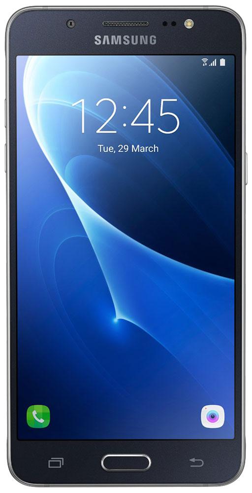 Samsung SM-J510FN Galaxy J5 (2016), BlackSM-J510FZKUSERSamsung SM-J510FN Galaxy J5 отличается элегантным и стильным дизайном, который усиливает впечатление от смартфона.При толщине 7,9 мм и ширине 72 мм, смартфон Samsung Galaxy J5 выглядит более чем изящно, а приятная на ощупь текстура корпуса подчеркивает элегантность формы и ощущение комфорта при использовании смартфона.Аккумулятор с емкостью 3100 мАч позволит оставаться на связи дольше обычного. При отсутствии возможности подзарядки используйте режим максимального энергосбережения.Мощный 4-ядерный процессор Qualcomm MSM8916 и 2 ГБ оперативной памяти обеспечивают мгновенную реакцию смартфона на любые ваши действия.Удобное приложение Smart ManageПростой способ управления основными функциями смартфона: уровень заряда аккумулятора, доступный объем памяти, состояние использования оперативной памяти и безопасность смартфона.Телефон сертифицирован Ростест и имеет русифицированный интерфейс меню, а также Руководство пользователя.