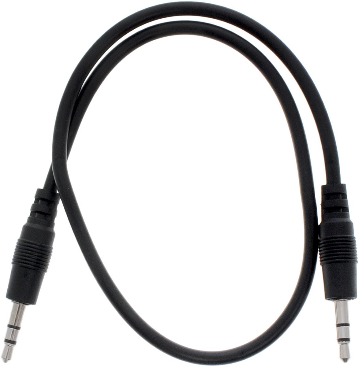 Greenconnect GC-AVC02, Black кабель AUX 0.4 мGC-AVC02-0.4mGreenconnect GC-AVC02 - аудио-кабель, который поможет вам ни на секунду не расставаться с музыкой. Он соединит ваш телефон или плеер с аудиосистемой автомобиля, с аудио разъёмом компьютера или ноутбука, с портативной колонкой.