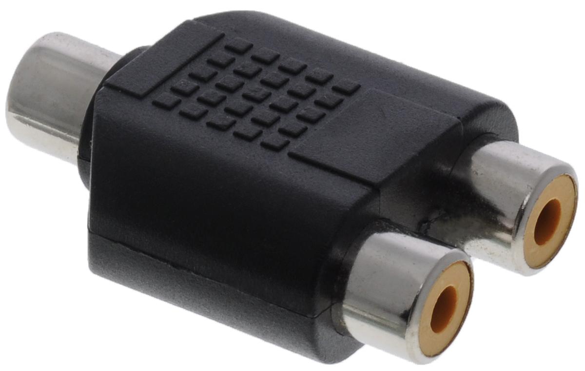 Greenconnect GC-AVA10, Black адаптер-переходник RCAGC-AVA10Адаптер-переходник Greenconnect GC-AVA10 предназначен для преобразования моно аудио сигнала в стереосигнал или разделения одного моно сигнала на два идентичных канала. Переходник является незаменимой частью системы в тех случаях, когда из одного источника, необходимо разделить сигнал на разное оборудование.