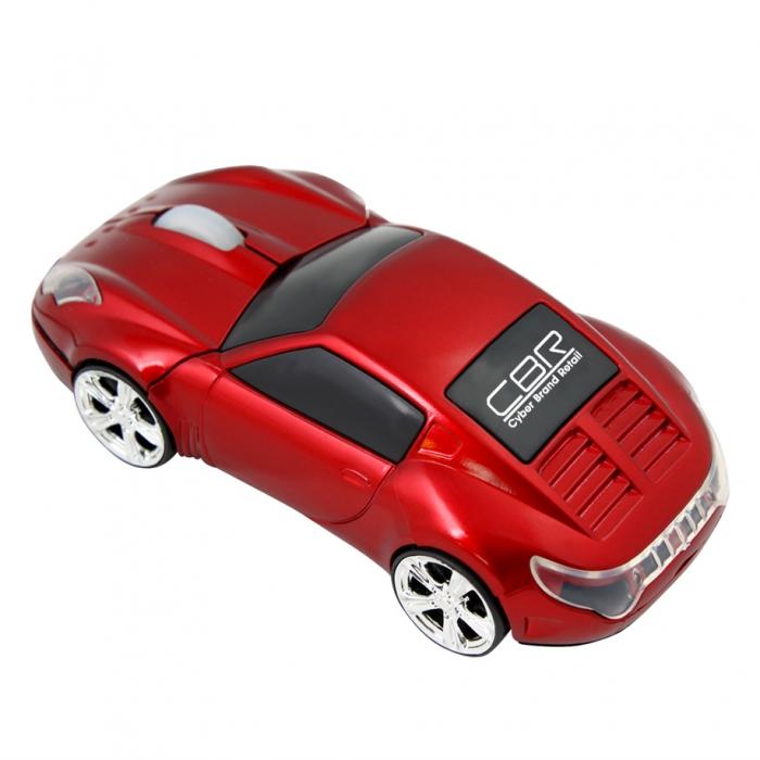 CBR MF 500 Lambo, Red мышьMF 500 Lambo RedУправлять спортивным автомобилем премиум класса- легко! Особенно если этот автомобиль - оригинальная компьютерная мышь CBR MF 500 Lambo. Корпус мыши, в миниатюре повторяющий экстерьер оригинала, в сочетании с эффектной подсветкой передних и задних фар сделают это устройство изюминкой рабочего пространства. Модель имитирует движение автомобиля за счет подвижных колес.Мышь удобна в управлении, а для начала работы достаточно подключить ее к USB-порту компьютера или ноутбукабез установки дополнительного программного обеспечения.