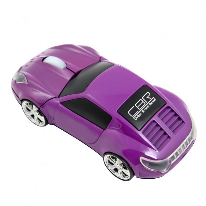 CBR MF 500 Lambo, Purple мышьMF 500 Lambo PurpleУправлять спортивным автомобилем премиум класса– легко! Особенно если этот автомобиль – оригинальная компьютерная мышь CBR MF 500 Lambo. Корпус мыши, в миниатюре повторяющий экстерьер оригинала, в сочетании с эффектной подсветкой передних и задних фар сделают это устройство изюминкой рабочего пространства. Модель имитирует движение автомобиля за счет подвижных колес.Мышь удобна в управлении, а для начала работы достаточно подключить ее к USB-порту компьютера или ноутбукабез установки дополнительного программного обеспечения.