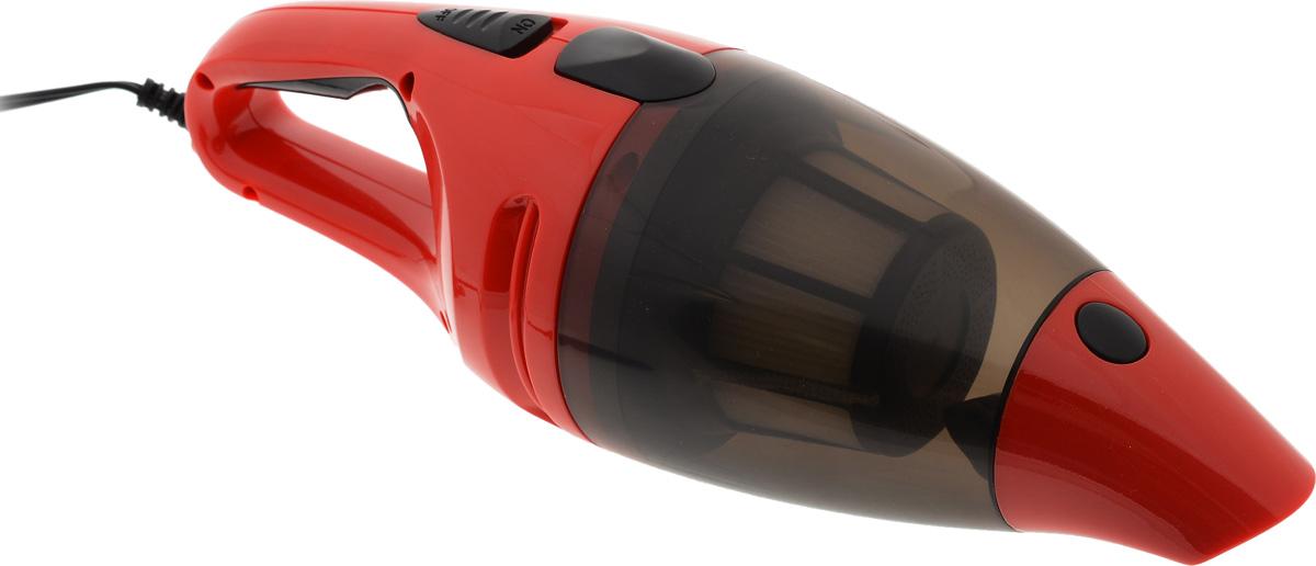 Пылесос автомобильный циклонного типа Zipower, 120 ВтPM 6515Компактный пылесос циклонного типа Zipower без мешка для сбора пыли, с контейнером и микрофильтром гарантирует качественную уборку, поддерживая высокую мощность всасывания даже при заполненном пылесборнике. Обладает высокой мощностью. Пылесос не требует дополнительных бумажных пылесборников. Он оснащен двумя высококачественными фильтрами, включая HEPA-фильтр. Фильтры не требуют замены, а просто промываются под проточной водой. В комплекте 2 насадки: плоская и щетка.