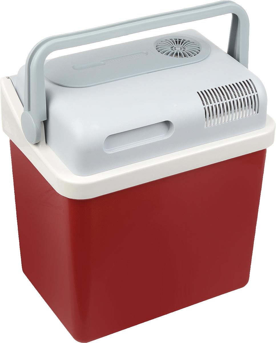MOBICOOL 24P/DC автохолодильник9103500255Автохолодильник MOBICOOL 24P/DC предназначен для транспортировки и хранения напитков и продуктов питания при определенном температурном режиме. Особенно удобно его использовать в длительных поездках в жаркое время года.Контейнер — термоэлектрический. Он работает от прикуривателя 12 В. Минимальная температура охлаждения составляет до 18 градусов ниже температуры окружающей среды. Корпус холодильника выполнен из ударопрочного пластика. В качестве теплоизоляционного материала используется пенополиуретан.Мощность: 48 Вт
