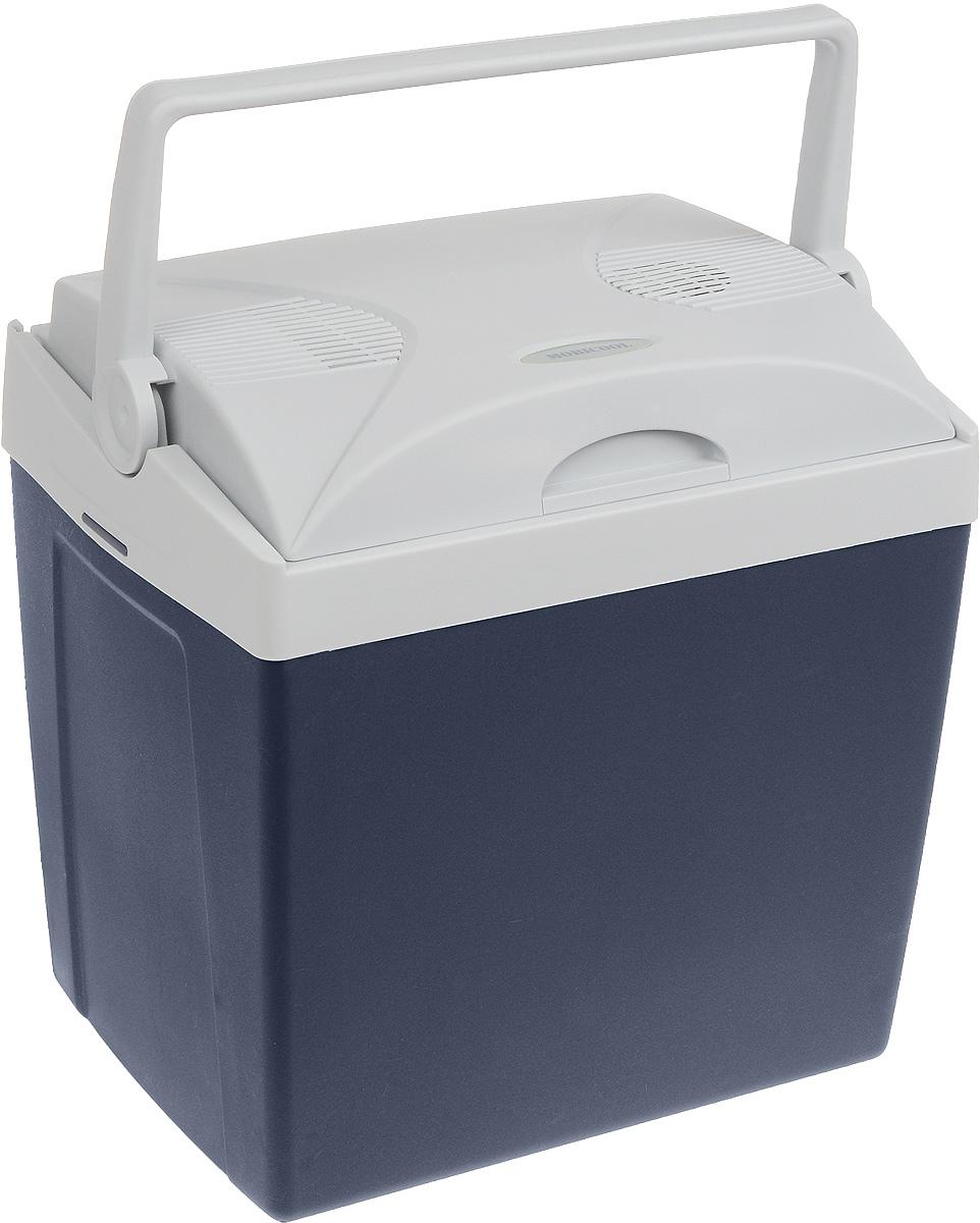 MOBICOOL U26 DC автохолодильник9103500771Автохолодильник MOBICOOL U26 DC предназначен для транспортировки и хранения напитков и продуктов питания при определенном температурном режиме. Особенно удобно его использовать в длительных поездках в жаркое время года.Контейнер - термоэлектрический. Он работает от прикуривателя 12 В. Минимальная температура охлаждения составляет до 17 градусов ниже температуры окружающей среды. Корпус холодильника выполнен из ударопрочного пластика. В качестве теплоизоляционного материала используется пенополиуретан.Мощность: 48 Вт