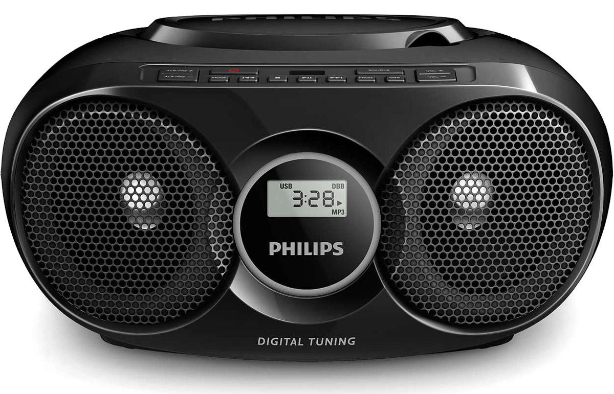 Philips AZ318B/12 магнитола