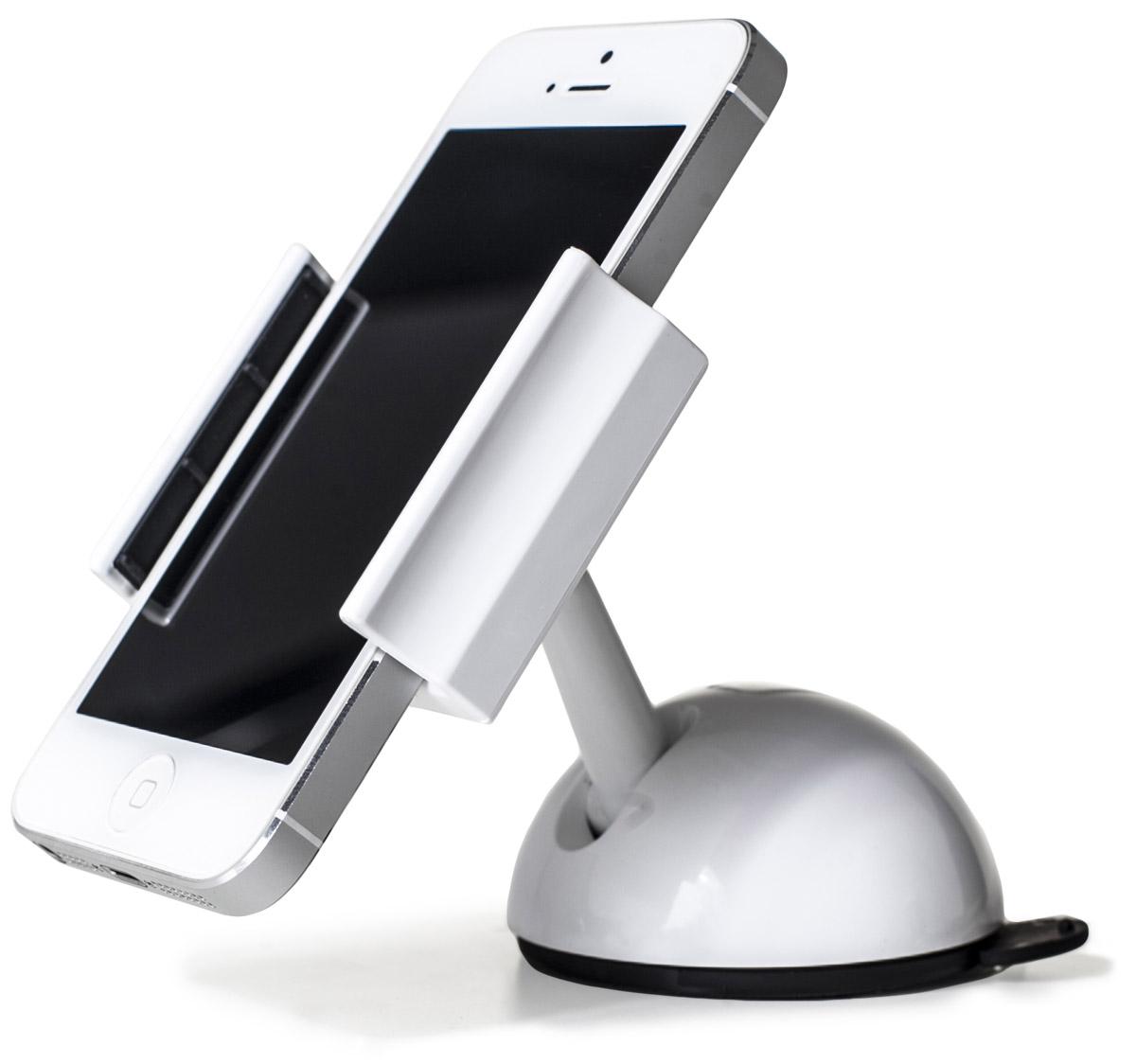uBear Smart Fit, White автомобильный держатель для смартфоновCM01WH01-SPАвтодержатель uBear Smar Fit один из самых стильных держателей на рынке. Яркий дизайн, который подходит для каждого автомобиля. Супер надежная система крепления держателя к любой плоской поверхности. Возможность крепления смартфона вместе с защитным чехлом. Возможность крепления на торпеду и ветровое стекло. Компактный размер позволяет обеспечить максимальную видимость во время вождения.