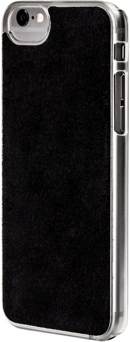 uBear Art Case чехол для iPhone 6/6s, BlackCS05BL04-I6Эксклюзивные натуральные материалы подчеркнут Ваш стиль, чехол из натуральной замши. Потрясающий дизайн и ярко выраженная индивидуальность. Безупречная защита Вашего устройства. Чехол обеспечивает свободный доступ ко всем функциональным кнопкам смартфона и камере. Премиум сегмент по разумной цене.