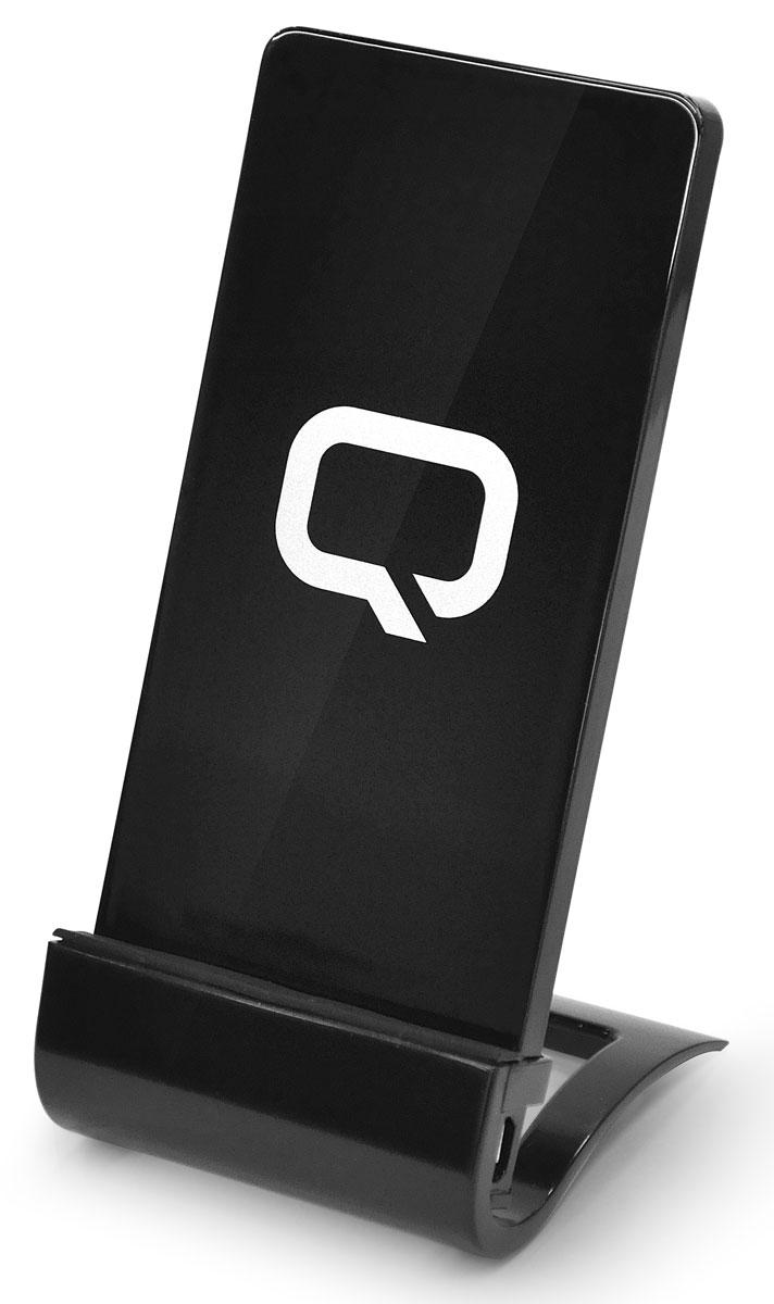 QUMO PowerAid Qi Stand Charger беспроводное зарядное устройство20763Беспроводное зарядное устройство QUMO PowerAid Qi Stand Charger полностью соответствует спецификации Qi, что гарантирует вам стабильную и безопасную зарядку смартфонов, поддерживающих эту технологию (Qi) или оснащенных переходником-ресивером QUMO PowerAid Qi Micro USB Reciever.