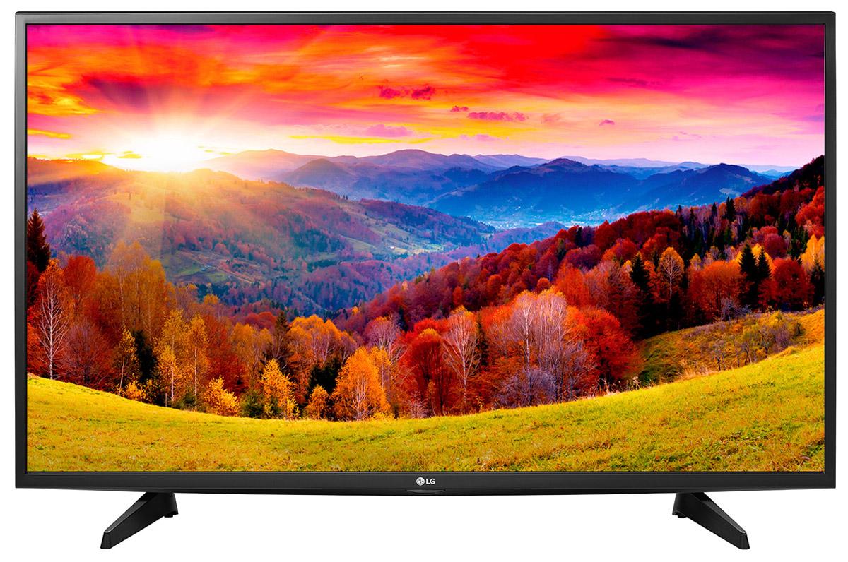 LG 43LH570V телевизор43LH570VФункция HDR Pro в телевизоре LG 43LH570V позволяет увидеть фильмы с теми яркостью, богатейшей палитрой и точностью цветовых оттенков, с какими они были сняты.В LG 43LH570V используется специальный алгоритм обработки цвета, что позволяет минимизировать искажения и добиться оттенков, максимально приближенных к натуральным. Энергосбережение - эта функция включает в себя контроль подсветки, который позволяет регулировать яркость экрана в целях экономии электроэнергии.Специальный алгоритм преобразовывает звуковые волны, исходящие из двухканальных динамиков так, что вам будет казаться, что вы слушаете 7-канальный звук. Получите ещё больше удовольствия от просмотра фильмов!Обновлённая операционная система LG Smart создана для того, чтобы доступ к фильмам, сериалам, музыке и интернет-порталам через телевизор был простым и удобным.