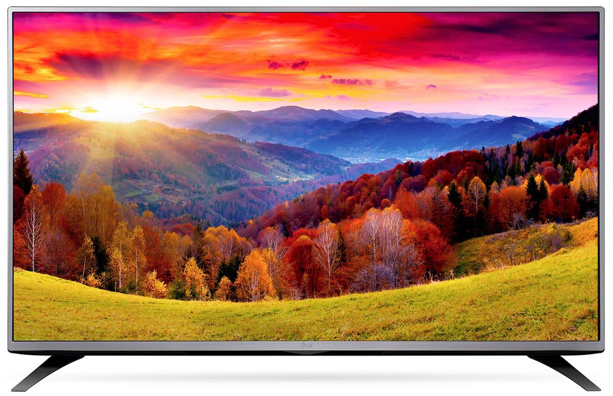 LG 49LH541V телевизор49LH541VОцените обновлённый дизайн корпуса телевизора LG 49LH541V с металлическими элементами! Новый графический процессор отвечает за качество цветопередачи, уровень контрастности и чёткость изображения. Также вы сможете бесплатно наслаждаться встроенными играми с LG GAME TV.Система точной настройки Picture Wizard III позволяет вам быстро отрегулировать глубину чёрного, цветовую гамму, чёткость изображения и уровень яркости. Испытайте эффект объёмного звучания с алгоритмом кинотеатрального распределения звуковой волны. Автоматическая система подавления шумов и усиления звучания голоса направлена на отделение основных звуков от фона, что помогает чётко слышать речь актёров и телеведущих.