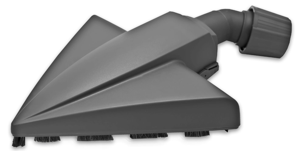 Filtero FTN 14 насадка-треугольник для пылесосов универсальнаяFTN 14Насадка Filtero FTN 14 для сухой уборки жестких полов, с шириной рабочей зоны 23 см оснащена универсальным зажимом, который обеспечивает возможность использования насадки с большинством пылесосов известных марок, с диаметром удлинительной трубки 30-37 мм.Форма насадки Filtero FTN 14 позволяет максимально эффективно убирать в углах помещений и вдоль стен. Наличие колесика и мягкого ворса из натуральной щетины предотвращает появление царапин на паркете и ламинированных полах.