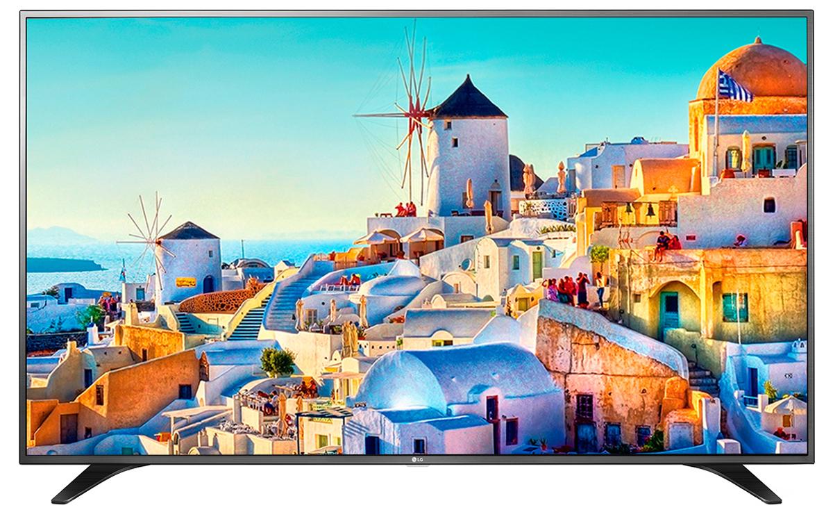 LG 49UH651V телевизор49UH651VФункция HDR Pro в телевизоре LG 49UH651V позволяет увидеть фильмы с теми яркостью, богатейшей палитрой и точностью цветовых оттенков, с какими они были сняты. Яркие и сочные, натуральные оттенки теперь могут быть отображены благодаря расширенному цветовому спектру дисплея UHD телевизоров LG.IPS 4K экран UHD телевизора LG 49UH651V всегда покажет вам идентичные цвета вне зависимости от того из какой части комнаты вы будете его смотреть. В устройстве используется трёхмерный алгоритм обработки цвета, что позволяет минимизировать искажения и добиться оттенков, максимально приближенных к натуральным.Алгоритм Локального затемнения заключается в управлении подсветкой каждого блока пикселей в отдельности. Его главная задача - увеличение контрастности и детализации изображения. В результате объекты имеют более чёткие границы, детали цветов более точные, а тёмный фон наиболее насыщен.Энергосбережение - эта функция включает в себя контроль подсветки, который позволяет регулировать яркость экрана в целях экономии электроэнергии.Оцените инновационный сверхтонкий дизайн ULTRA Slim с металлическими элементами, который придает телевизору LG 49UH651V исключительно изысканный и элегантный вид. Дизайн ULTRA Slim не только позволит вам сэкономить место, но и гармонично дополнит собой современный эстетичный интерьер вашего дома.Специальный алгоритм преобразовывает звуковые волны, исходящие из двухканальных динамиков так, что вам будет казаться, что вы слушаете 7-канальный звук. Получите ещё больше удовольствия от просмотра 4К фильмов!Обновлённая операционная система LG SMART TV на базе webOS 3.0 создана для того, чтобы доступ к фильмам, сериалам, музыке и интернет-порталам через телевизор был простым и удобным.