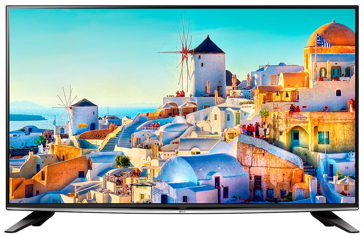 LG 50UH630V телевизор50UH630VLG 50UH630V - отличный телевизор c функцией Smart TV, который успешно совместит в себе все функции, присущие полноценному развлекательному медиацентру.HDR Pro:Функция HDR Pro позволяет увидеть фильмы с теми яркостью, богатейшей палитрой и точностью цветовых оттенков, с какими они были сняты.Трёхмерная обработка цвета:В новых UHD телевизорах LG используется трёхмерный алгоритм обработки цвета, что позволяеет минимизировать искажения и добиться оттенков, максимально приближенных к натуральным.Энергосбережение:Эта функция включает в себя контроль подсветки, который позволяет регулировать яркость экрана в целях экономии электроэнергии.Дизайн ULTRA Slim:Оцените инновационный сверхтонкий дизайн ULTRA Slim, который придает телевизору исключительно изысканный и элегантный вид. Дизайн ULTRA Slim не только позволит вам сэкономить место, но и гармонично дополнит собой современный эстетичный интерьер вашего дома.Металлический дизайн: Оцените обновлённый дизайн корпуса телевизора с металлическими элементами.ULTRA Surround:Специальный алгоритм преобразовывает звуковые волны, исходящие из двухканальных динамиков так, что вам будет казаться, что вы слушаете 7-канальный звук. Получите ещё больше удовольствия от просмотра 4К фильмов!webOS 3.0:Обновлённая операционная система LG SMART TV на базе webOS 3.0 создана для того, чтобы доступ к фильмам, сериалам, музыке и интернет-порталам через телевизор был простым и удобным.