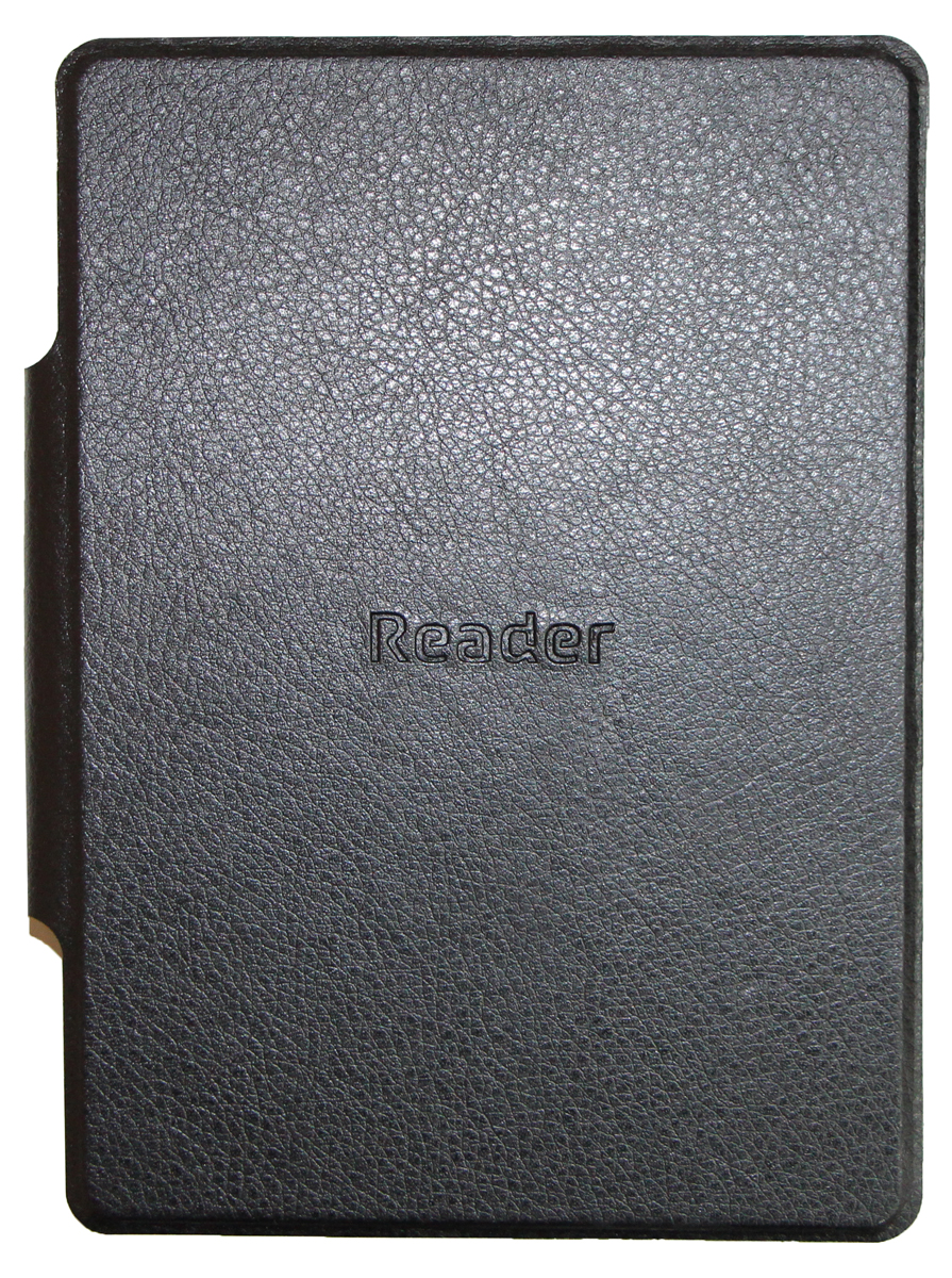 Reader чехол для Book 1, BlackRBALC-1-BK-RUОригинальная обложка подходит для моделей Reader Book1 и не только защищает электронную книгу от царапин и повреждений, но и служит элементом, дополняющим стиль его владельца.