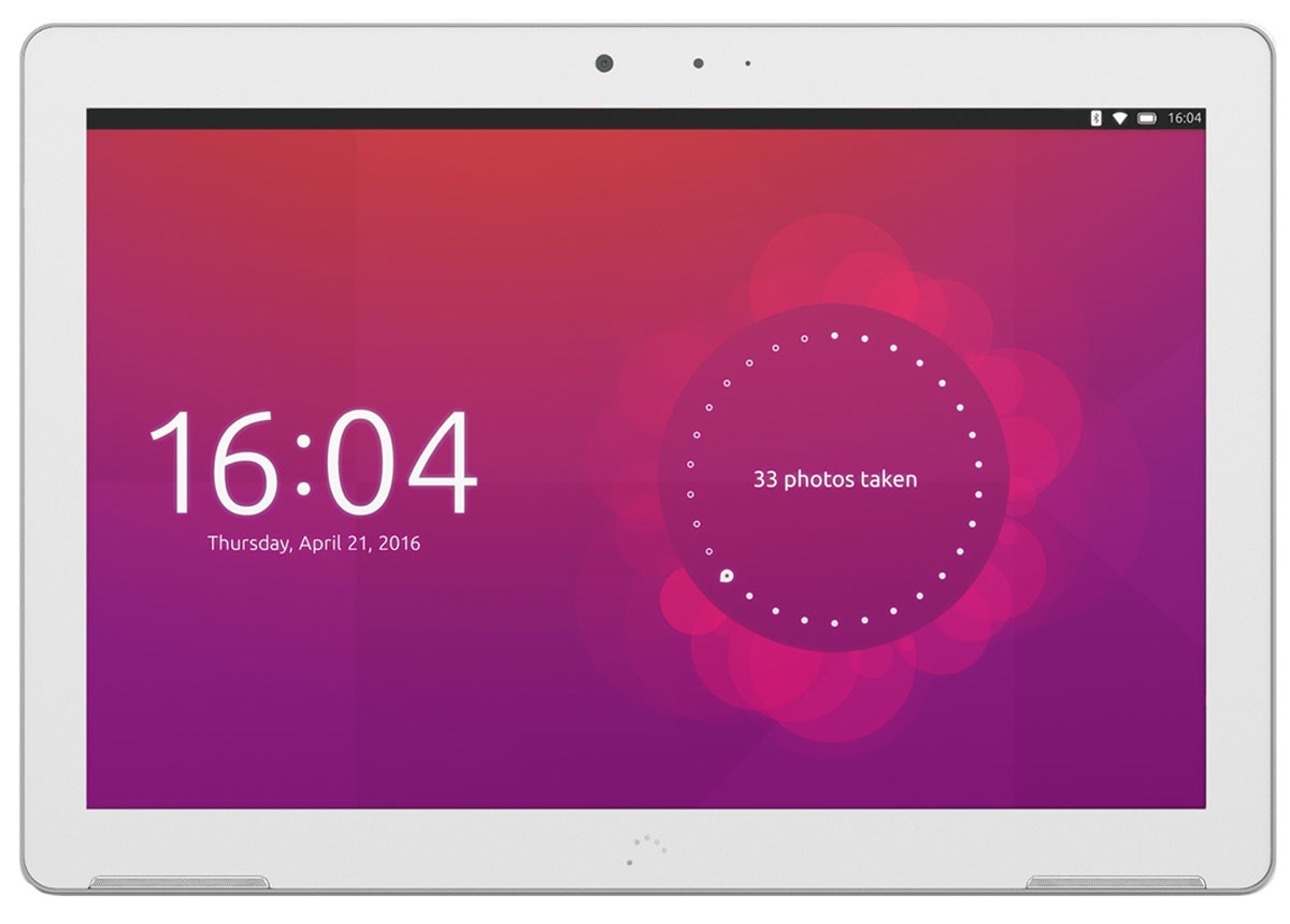 BQ Aquaris M10 HD Ubuntu Edition, White - Планшеты