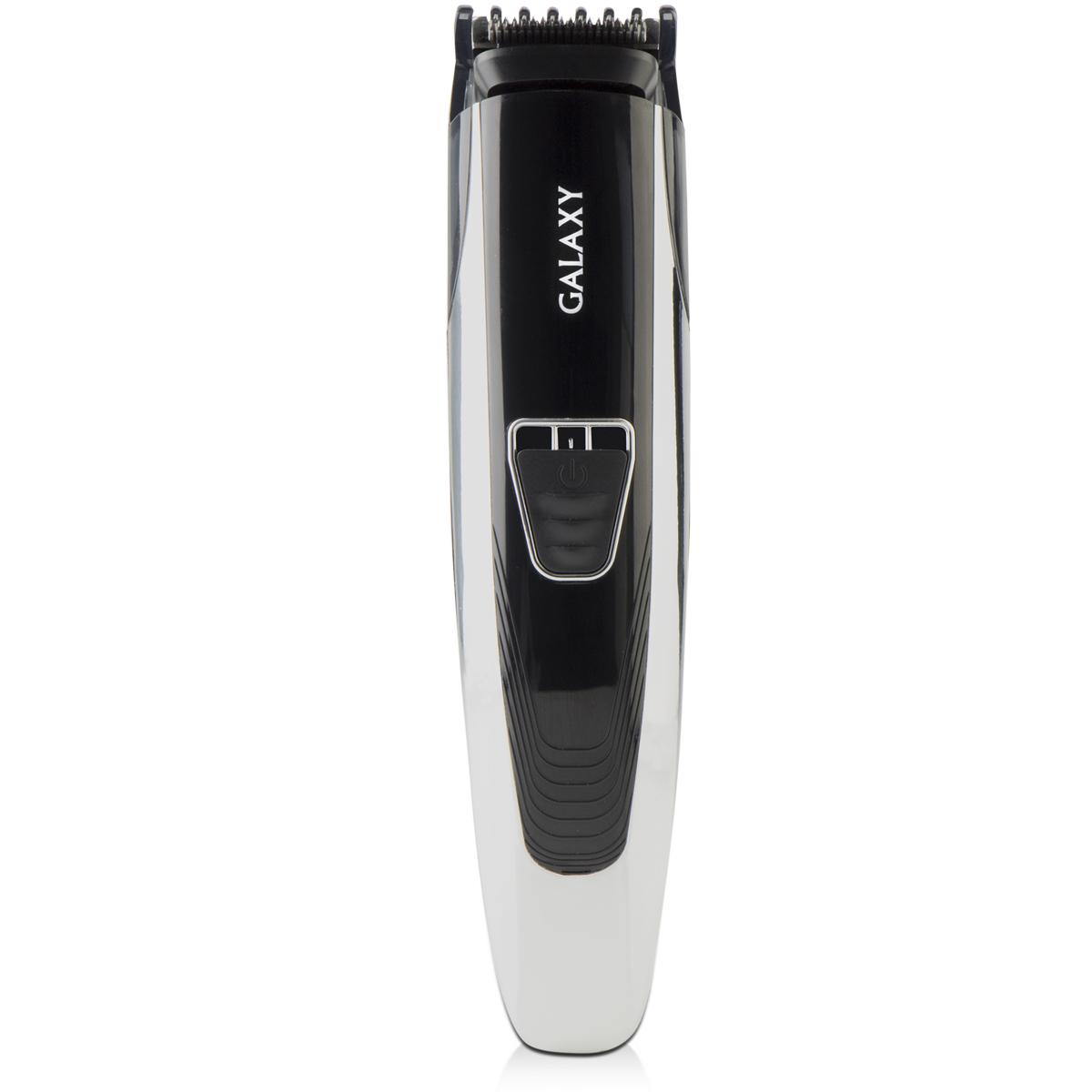 Galaxy GL 4154, Black набор для стрижки4650067301792Машинка для стрижки волос Galaxy GL 4154 поможет вам сделать как простую, так и сложную стрижку в домашних условиях. Лезвия из японской нержавеющей стали обеспечивают плавность хода и гарантируют превосходное качество стрижки.Встроенный триммер шириной 25 мм