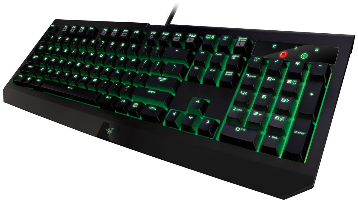 Razer BlackWidow Ultimate 2016 клавиатура