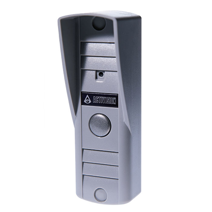 Falcon Eye AVP-505 (PAL), Light Grey вызывная панель - Домофоны