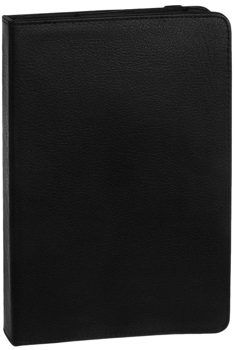 IT Baggage поворотный чехол для Samsung Galaxy Note 10.1 2014 Edition, BlackITSSGN2101-1Поворотный чехол IT Baggage для Samsung Galaxy Note 10.1 2014 Edition - это стильный и лаконичный аксессуар, позволяющий сохранить планшет в идеальном состоянии. Надежно удерживая технику, обложка защищает корпус и дисплей от появления царапин, налипания пыли. Также чехол IT Baggage для Samsung Galaxy Note 10.1 2014 Edition можно использовать как подставку для чтения или просмотра фильмов. Имеет свободный доступ ко всем разъемам устройства.