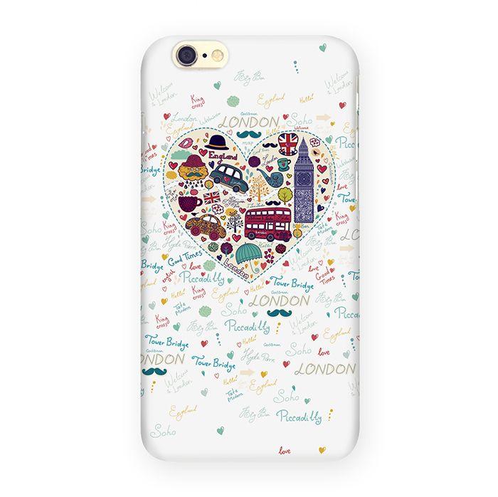 Mitya Veselkov London - белое сердце чехол для Apple iPhone 6/6sIP6.МITYA-088Превосходный чехол Mitya Veselkov London - белое сердце создан для любителей заметных аксессуаров. Накладка придаст вашему телефону индивидуальность и послужит прекрасной защитой от ударов и царапин. Чехол также обеспечивает свободный доступ ко всем разъемам и клавишам устройства.