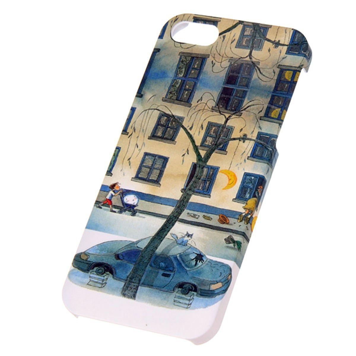 Mitya Veselkov чехол для Apple iPhone 5/5s (KAFKAFIVE-17)KAFKAFIVE-17Превосходный чехол Mitya Veselkov для Apple iPhone 5/5s создан для любителей заметных аксессуаров. Накладка придаст вашему телефону индивидуальность и послужит прекрасной защитой от ударов и царапин.