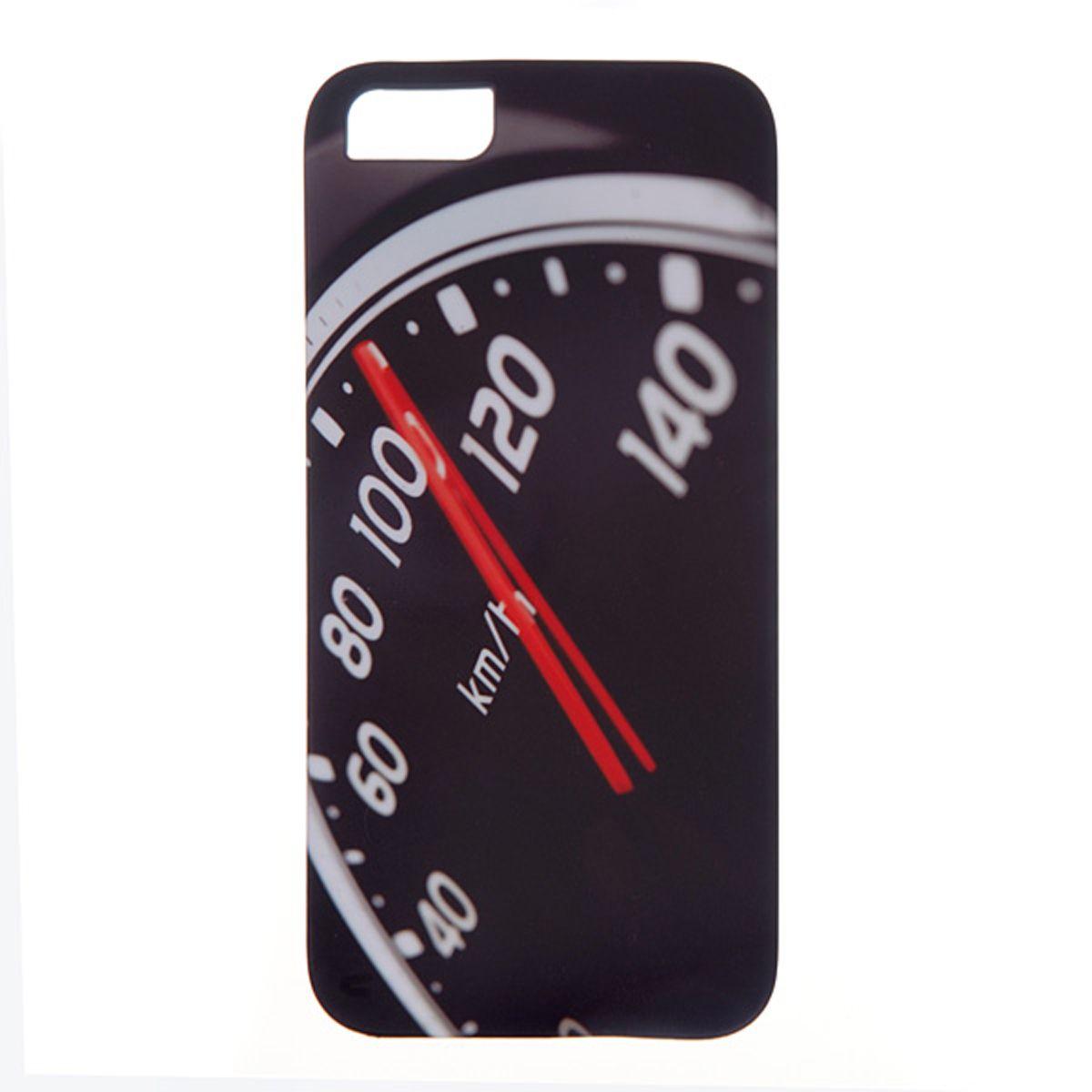 Mitya Veselkov Скорость чехол для Apple iPhone 5/5sIP5.МITYA-018Оденьте свой любимый iPhone! Чехол Mitya Veselkov Скорость для вашего Apple iPhone 5/5s - не просто средство защиты от царапин и внешних повреждений, но и модный аксессуар, который сделает ваш образ завершенным.