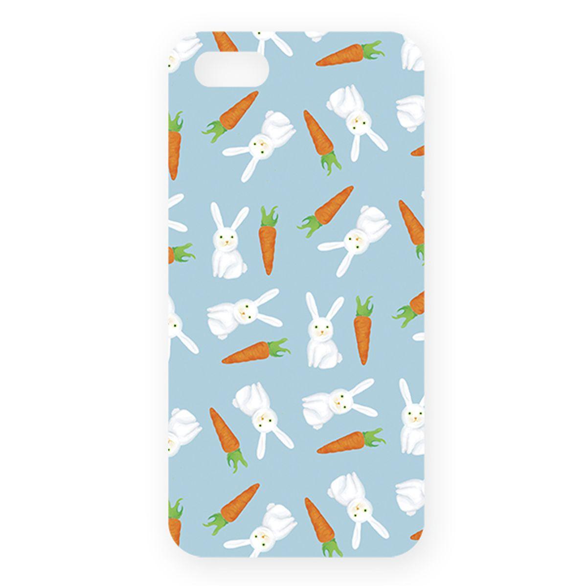 Mitya Veselkov Зайки и морковки чехол для Apple iPhone 5/5sIP5.МITYA-087Превосходный чехол Mitya Veselkov Зайки и морковки создан для любителей заметных аксессуаров. Накладка придаст вашему телефону индивидуальность и послужит прекрасной защитой от ударов и царапин. Чехол также обеспечивает свободный доступ ко всем разъемам и клавишам устройства.