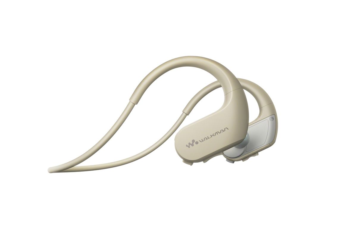 Sony NW-WS413 4Gb, White Gray MP3-плеер