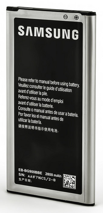 Samsung EB-BG900BBE стандартный аккумулятор для S5