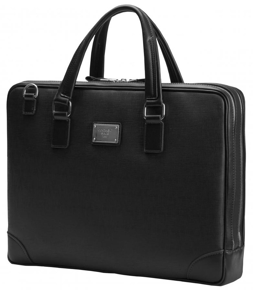 Continent CM-181, Black сумка для ноутбука 15,6CM-181 BKContinent CM-181 - эргономичная и стильная сумка для вашего ноутбука с дисплеем до 16 дюймов. Изделие имеет два основных внутренних отделения. В остальные внутренние карманы можно поместить различные аксессуары и принадлежности.