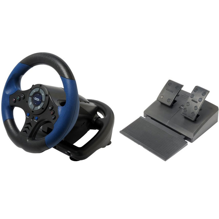 Hori Racing Wheel Controller руль для PlayStation 4