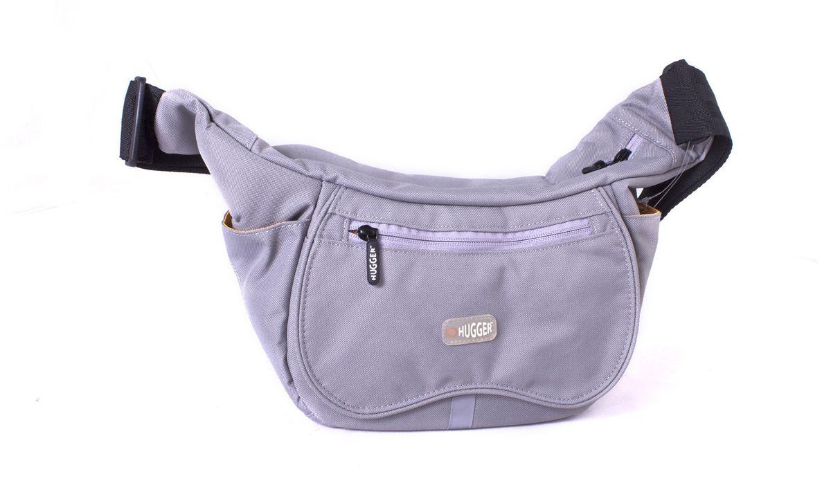Hugger Zesty Stilton Wedge, Grey сумка для фотокамеры