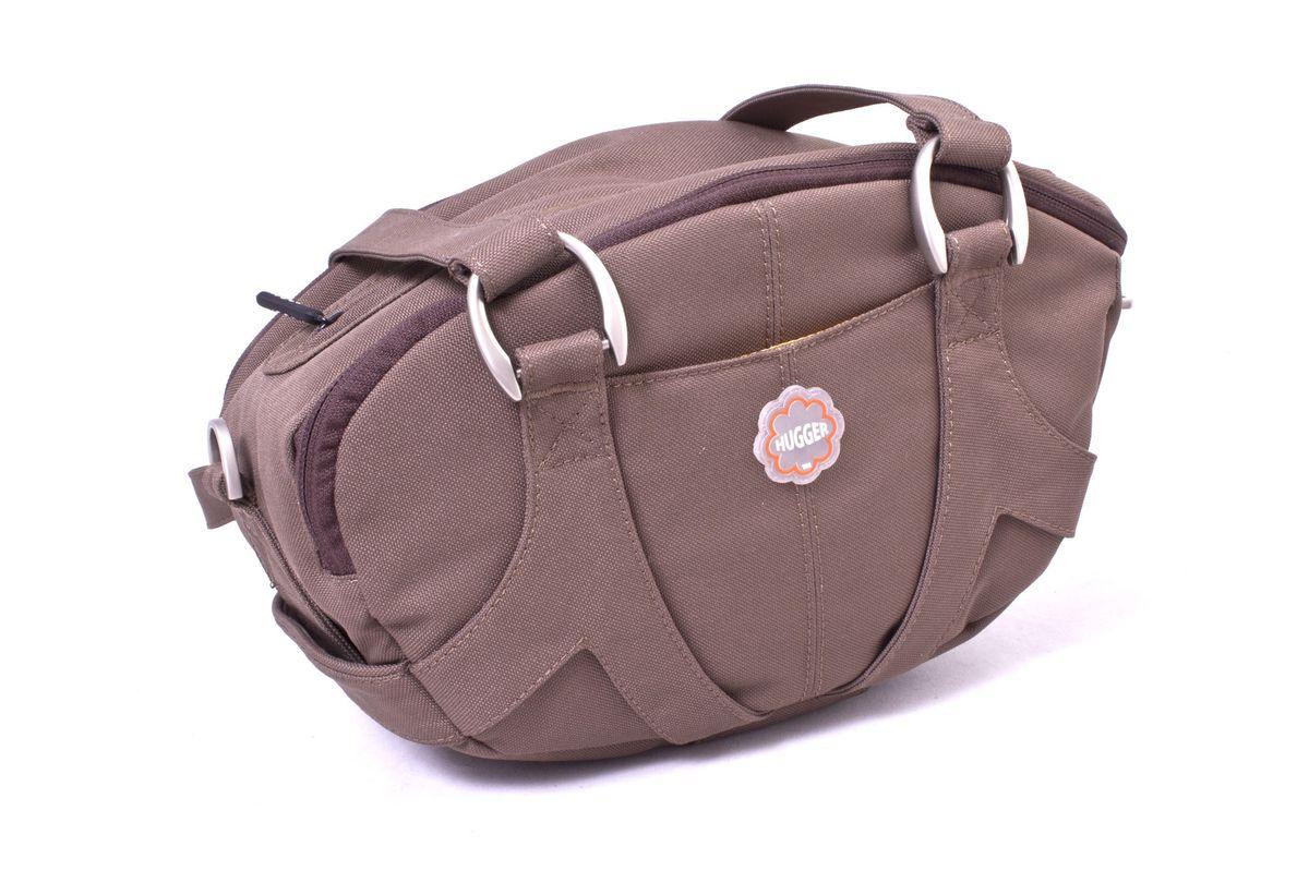 Hugger Chocolate Giraffe, Brown сумка для фотокамеры