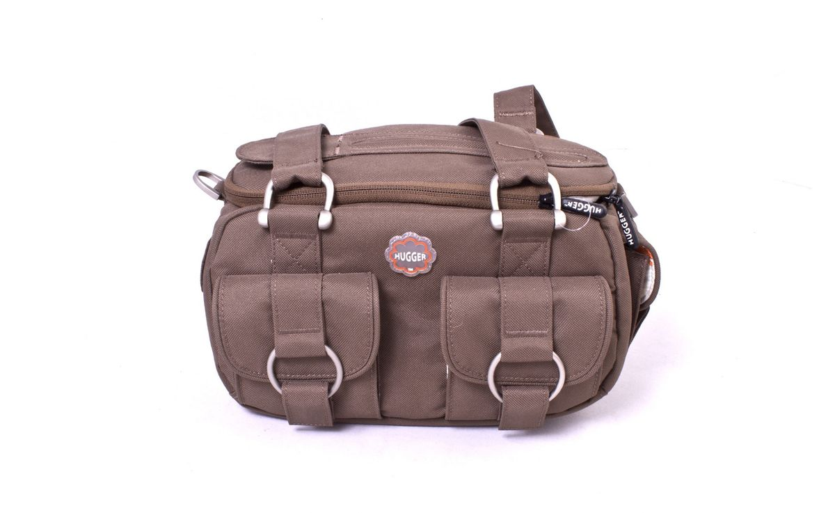 Hugger Chocolate Bread Loaf, Brown сумка для фотокамеры - Сумки и рюкзаки