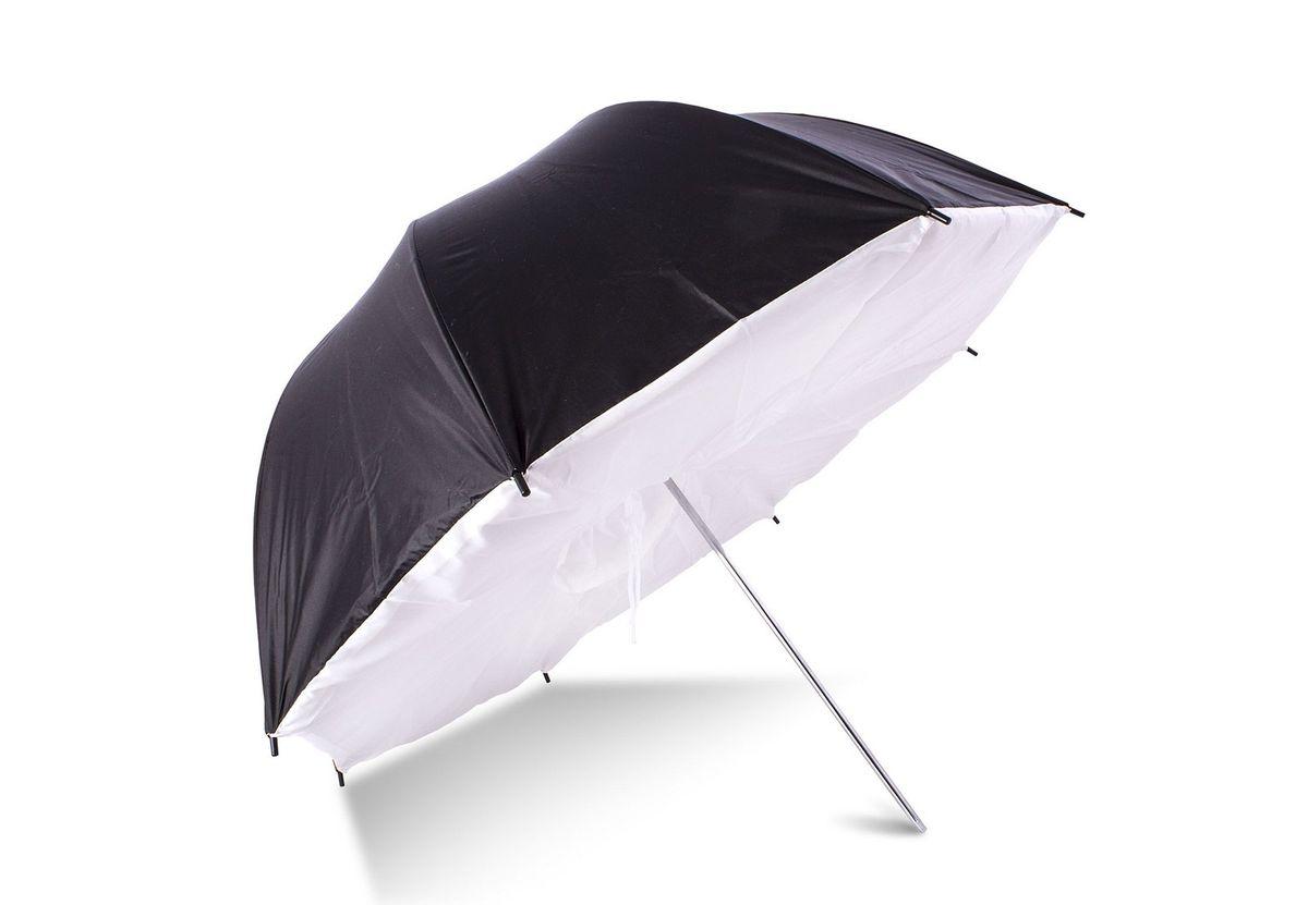 Ditech UBS33BW, Black White зонт-софтбокс для фотосъемкиUBS33BWСветорассеивающий зонт-софтбокс для получения мягкогонаправленного света без бликов. Внутренняя поверхность серебристого цвета.