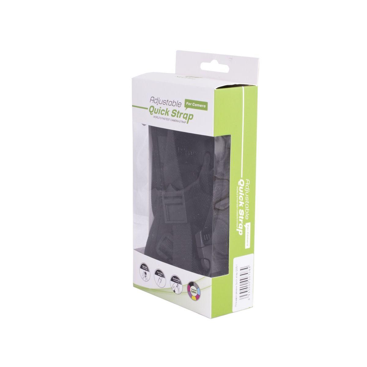 NeoPine NPQSS-1 плечевой ремень для фотокамерNPQSS-1Ремень для удобной фиксации и переноски зеркальных и системных фотокамер среднего формата. Двойная система крепления: стандартное винтовое и карабинное.