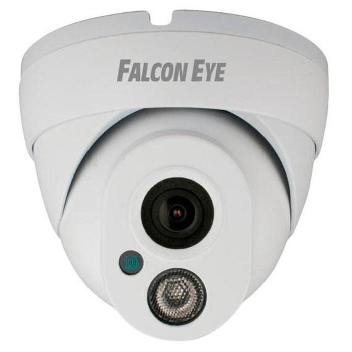 Falcon Eye FE-IPC-DL100P уличная IP-камераFE-IPC-DL100PFalcon Eye FE-IPC-DL100P - IP-камера, которая устанавливается как внутри помещения, так и за его приделами. Устройство оснащено 1/4-дюймовой CMOS-матрицей и действующей на расстоянии до 15 метров ИК-подсветкой. IP-камера производит запись в разрешении 1280х720 и формате H.264. Модель оснащена функциями, позволяющими проводить ночную съемку и отсылать оповещения на смартфон пользователя под управлением iOS или Android.Камера наблюдения работает при температурном режиме от -10 до +55C°. Угол обзора составляет 70°. Устройство поддерживает РоЕ-технологию (одновременная передача данных и питания IP-камеры с помощью Ethernet-кабеля). Корпус надежно защищает данную модель от проникновения влаги и пыли.