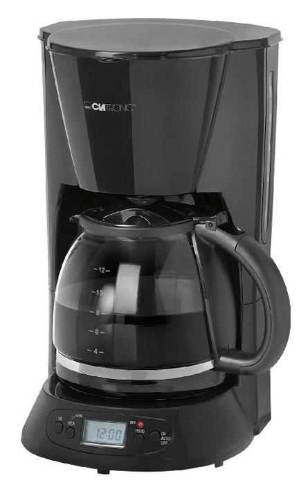 Clatronic KA 3509, Black кофеварка