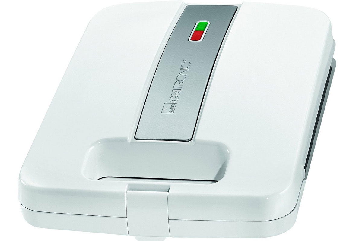 Clatronic ST 3629, White бутербродница - Бутербродницы