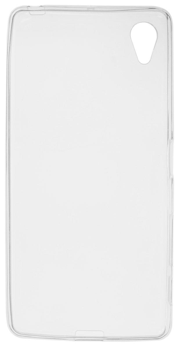 Red Line iBox Crystal чехол для Sony Xperia X, ClearУТ000008609Практичный и тонкий силиконовый чехол Red Line iBox Crystal для Sony Xperia X защищает телефон от царапин, ударов и других повреждений. Чехол изготовлен из высококачественного материала, плотно облегает смартфон и имеет все необходимые технологические отверстия, соответствующие модели телефона.Силиконовый чехол iBox Crystal долгое время сохраняет свою первоначальную форму и не растягивается на смартфоне.