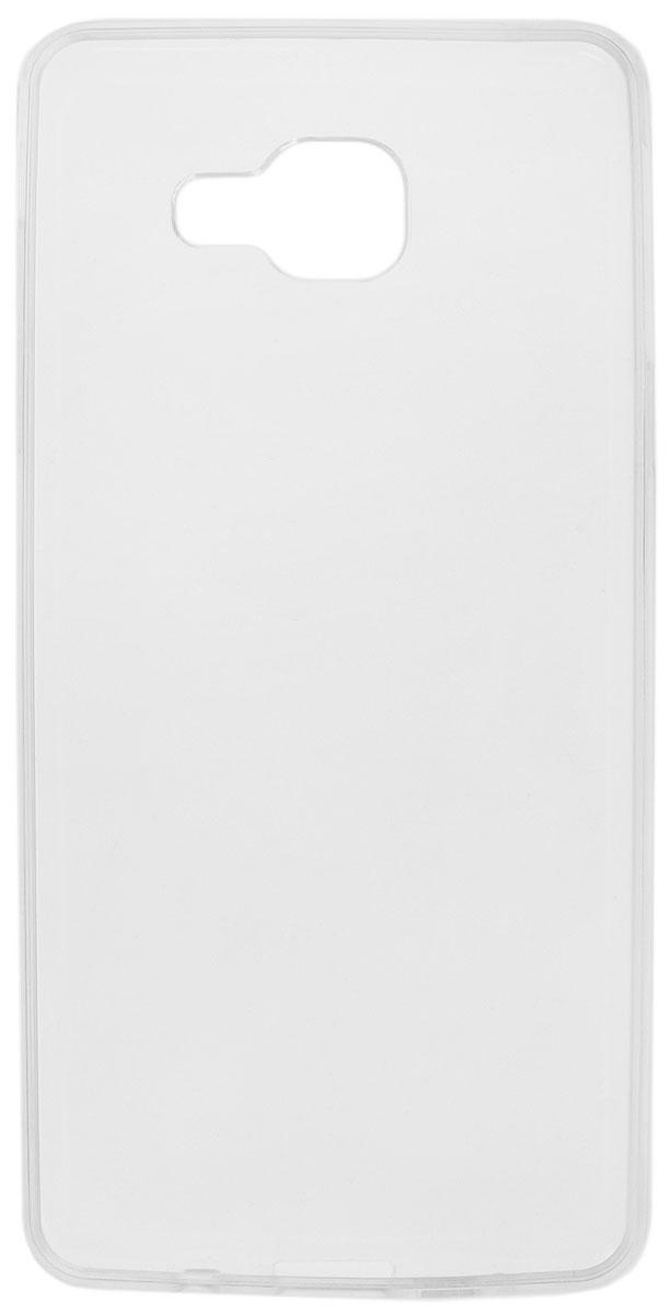 Red Line iBox Crystal чехол для Samsung Galaxy A5 (2016), ClearУТ000008175Практичный и тонкий силиконовый чехол Red Line iBox Crystal для Samsung Galaxy A5 (2016) защищает телефон от царапин, ударов и других повреждений. Чехол изготовлен из высококачественного материала, плотно облегает смартфон и имеет все необходимые технологические отверстия, соответствующие модели телефона.Силиконовый чехол iBox Crystal долгое время сохраняет свою первоначальную форму и не растягивается на смартфоне.