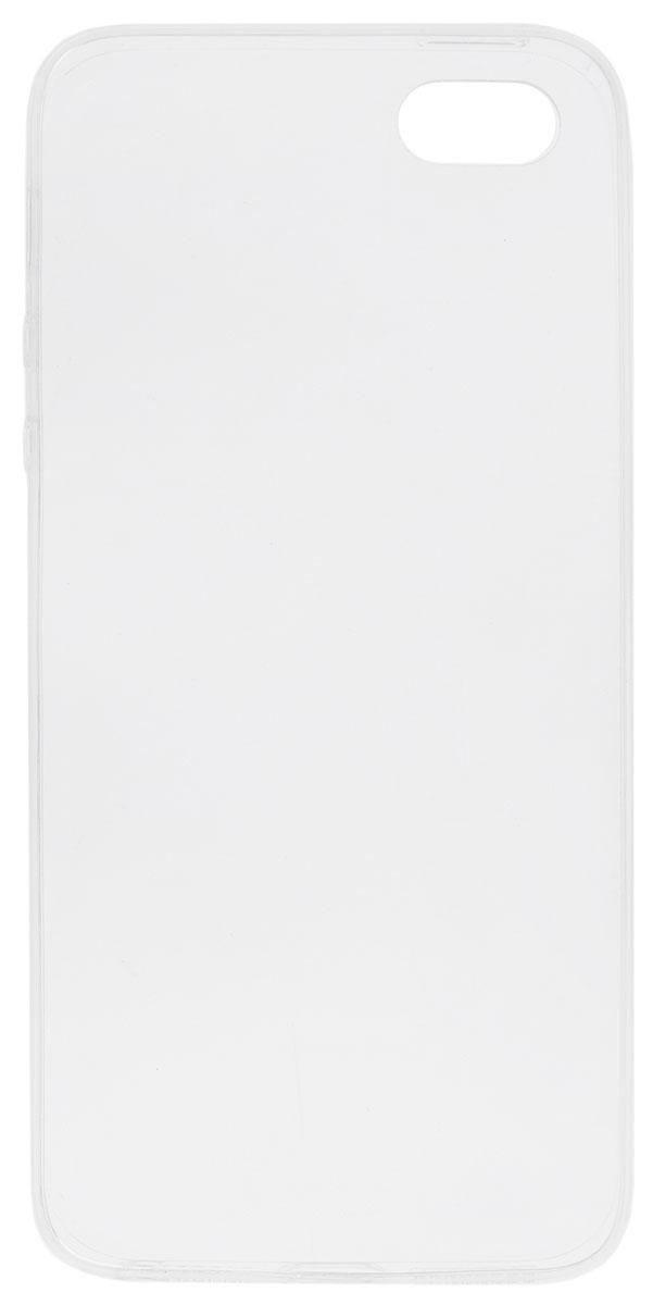 Red Line iBox Crystal чехол для iPhone 5/5S/SE, ClearУТ000007224Практичный и тонкий силиконовый чехол Red Line iBox Crystal для iPhone 5/5S/SE защищает телефон от царапин, ударов и других повреждений. Чехол изготовлен из высококачественного материала, плотно облегает смартфон и имеет все необходимые технологические отверстия, соответствующие модели телефона.Силиконовый чехол iBox Crystal долгое время сохраняет свою первоначальную форму и не растягивается на смартфоне.