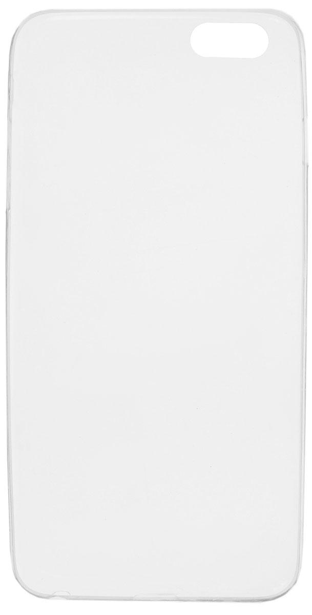 Red Line iBox Crystal чехол для iPhone 6/6S Plus (5.5), ClearУТ000007805Практичный и тонкий силиконовый чехол Red Line iBox Crystal для iPhone 6/6S Plus защищает телефон от царапин, ударов и других повреждений. Чехол изготовлен из высококачественного материала, плотно облегает смартфон и имеет все необходимые технологические отверстия, соответствующие модели телефона.Силиконовый чехол iBox Crystal долгое время сохраняет свою первоначальную форму и не растягивается на смартфоне.