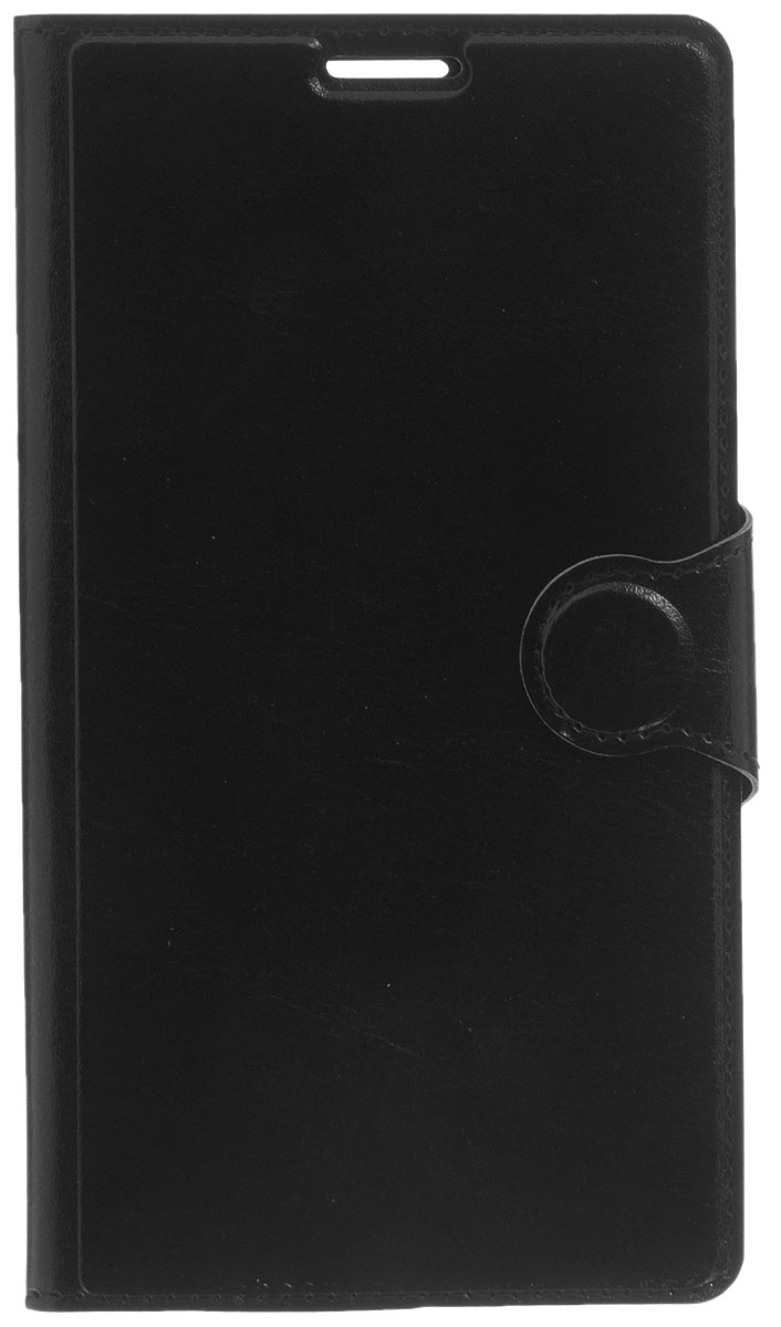 Red Line Book Type чехол-книжка для Microsoft Lumia 950 XL, Black аксессуар чехол microsoft lumia 650 red line book type sleek green