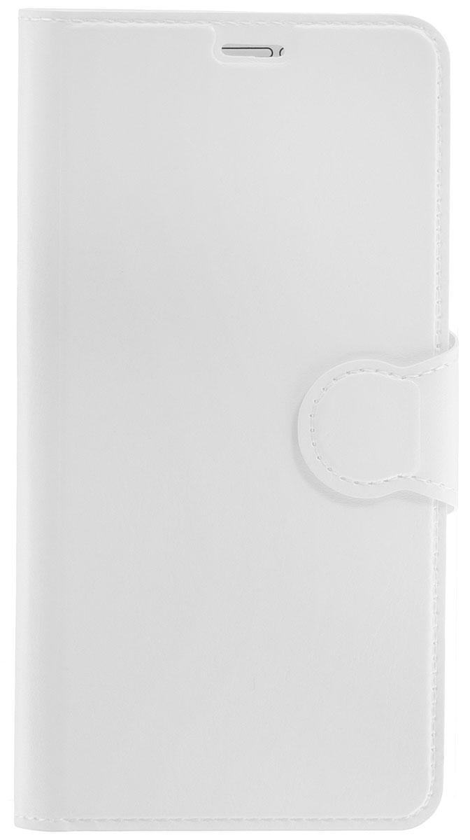 Red Line Book Type чехол-книжка для Samsung Galaxy A5 (2016), WhiteУТ000008773Чехол Red Line Book Type для Samsung Galaxy A5 (2016) выполнен из высококачественных материалов, не теряющих со временем своих внешних характеристик. Он обеспечивает надежную защиту корпуса и экрана смартфона и надолго сохраняет его привлекательный внешний вид. Чехол также обеспечивает свободный доступ ко всем разъемам и клавишам устройства.