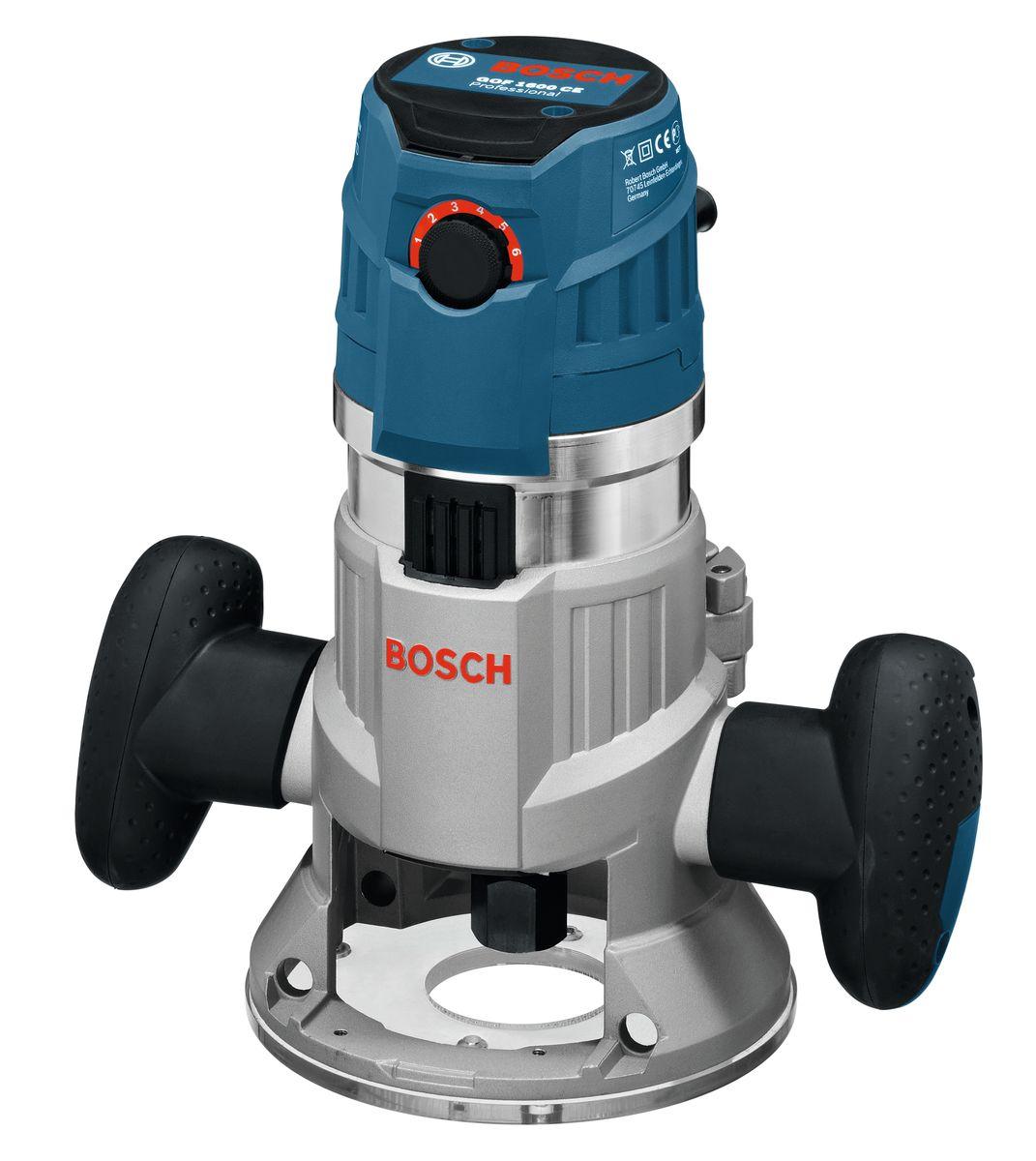 Фрезер Bosch GMF 1600 CE L-Boxx0601624002Обзор технических характеристикЗажим 8 - 12,7 ммЧисло оборотов холостого хода 10000 - 25000 об/минМакс. ход фрезы 76 ммНоминальная потребляемая мощность 1600 WКомплектация инструмента:Переходник пылеотвода для копировальной фрезыРожковый ключ на 24 ммПараллельный упор с точной регулировкойL-BOXXЦентрирующий штифт 8/12ммЗащита от выброса опилок для копировальной фрезыЗащита от выброса опилок для погружной фрезыКопировальная база2 копировальные втулки 17/30 мм2 цанговых патрона 8 мм и 12 мм с накидной гайкой