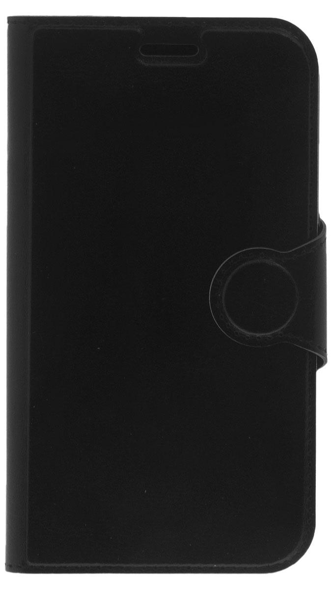 Red Line Book Type чехол-книжка для Samsung Galaxy J1 (2016), BlackУТ000008224Чехол Red Line Book Type для Samsung Galaxy J1 (2016) выполнен из высококачественных материалов, не теряющих со временем своих внешних характеристик. Он обеспечивает надежную защиту корпуса и экрана смартфона и надолго сохраняет его привлекательный внешний вид. Чехол также обеспечивает свободный доступ ко всем разъемам и клавишам устройства.